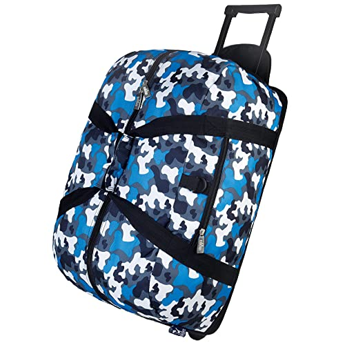 ae40d40bdc Cosmus Polyester 26 Litres Navy Blue Gym Sports Duffel  Amazon.com