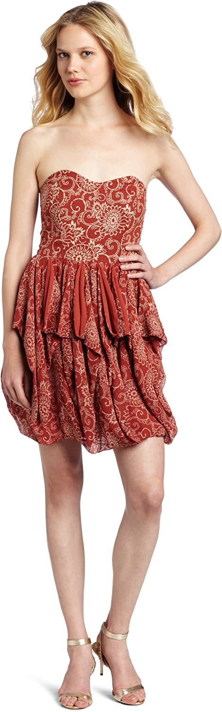 French Connection Women's Wonder Flower Dress