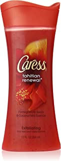 Tahitian Renewal Silkening Body Wash by Caress, 12 Ounce