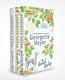 Georgette Heyer Signature Collection 3 Book Set (The Georgette Heyer Signature Collection)