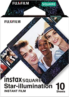 Fujifilm Instax Square Película Star Illumination 10 Shot Pack