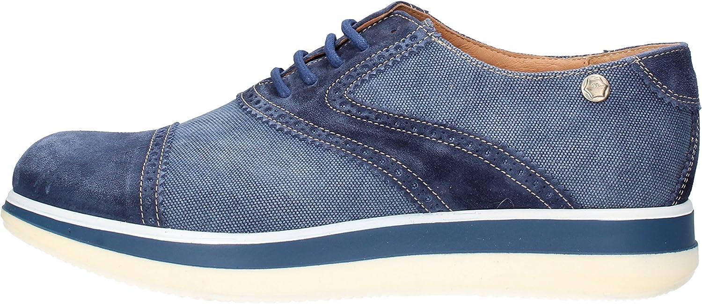 JACKAL Oxfords-shoes Womens Suede bluee