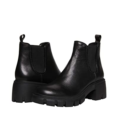 Steve Madden Howler Boot (Black) Women