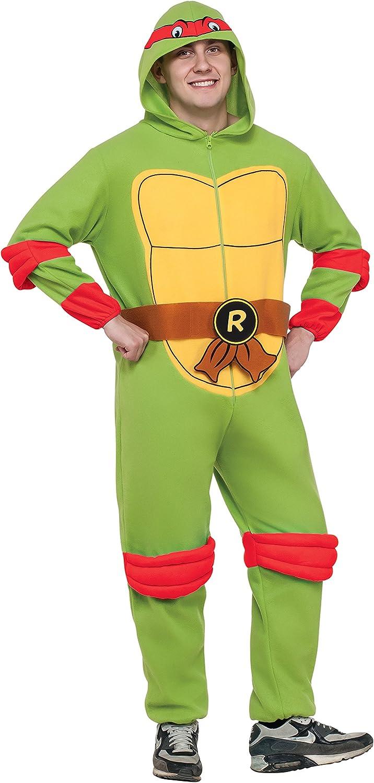 Rubie's Teenage Mutant Ninja Turtles Raphael Hooded Jumpsuit