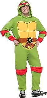 Teenage Mutant Ninja Turtles Raphael Hooded Jumpsuit