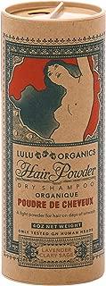 Lulu Organics Lavender & Clary Sage Hair Powder/Dry Shampoo- 4 oz