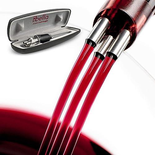 TRIBELLA-Classic-Wine-Aerator,-Multi-Stream-Wine-Aeration-Device