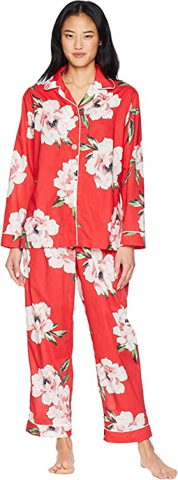 Savannah Luxe Pima Pajama Set
