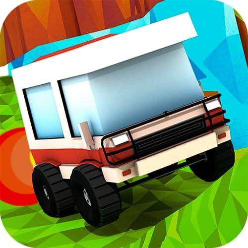 Stunt Truck - 4x4 ATV Monstertruck Rennen Offroad Buggy Freie Spiel