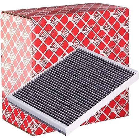 Febi Bilstein 11566 Activated Carbon Filter Cabin Filter 1 Piece Auto