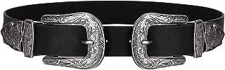 Cinturón Doble Hebilla Original Western