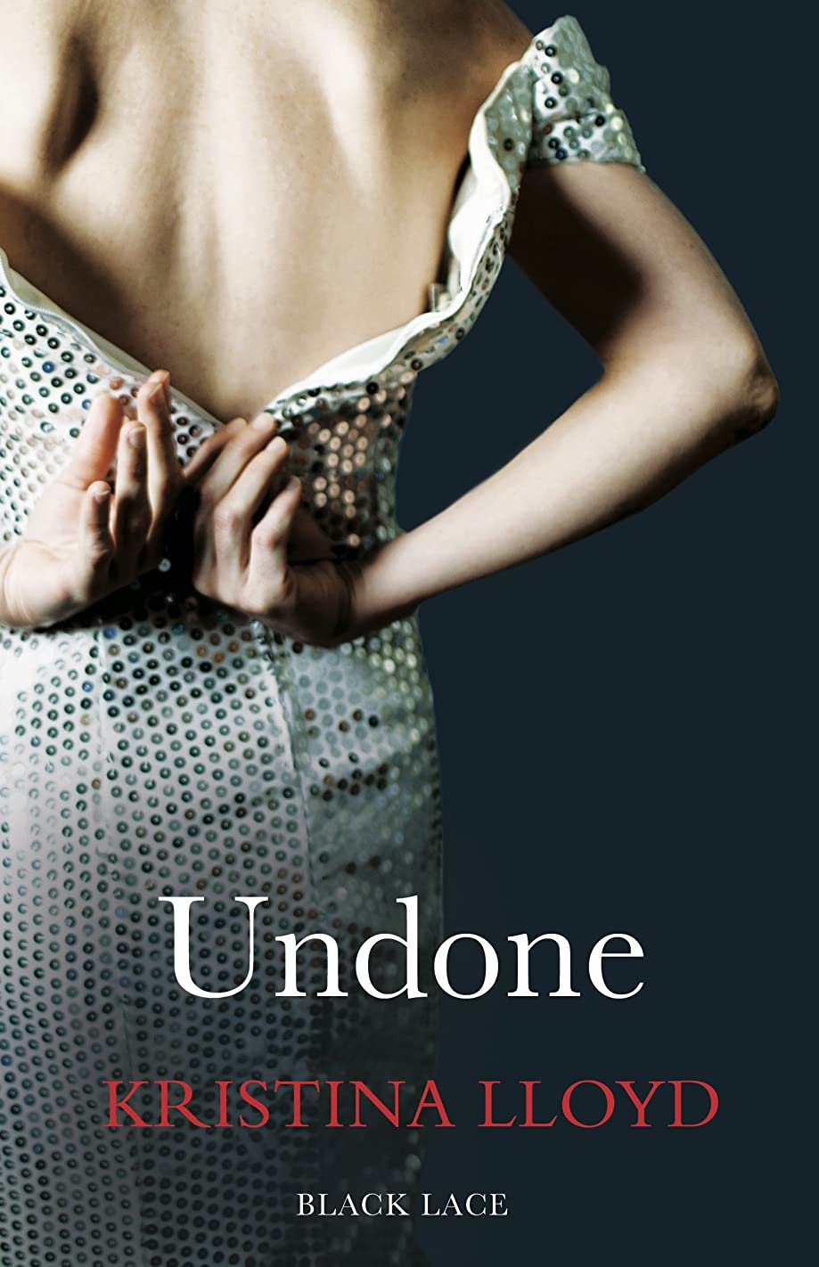影のある一節階Undone (Black Lace) (English Edition)