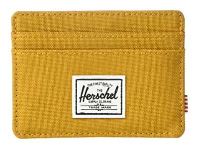 Herschel Supply Co. Charlie RFID (Buckthorn Brown) Wallet Handbags