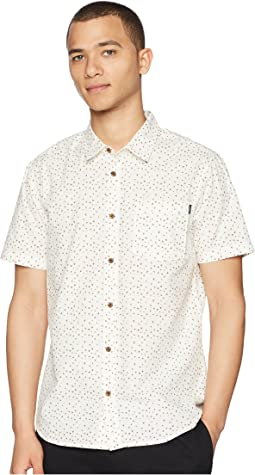 Rowdy Short Sleeve Woven Top