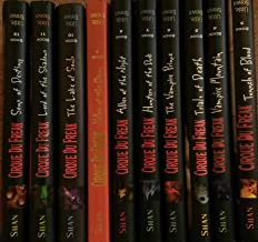Cirque Du Freak Set 3-12 (Tunnels of Blood, Vampire Mountain, Trials of Death, The Vampire Prince, Hunters of the Dusk, Allies of the Night, Killers of the Dawn, The Lake of Souls, Lord of the Shadows, Sons of Destiny) (10 books)