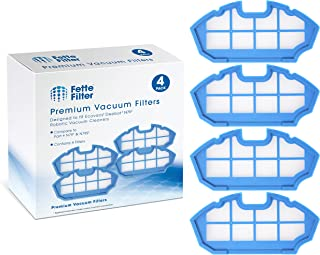 Fette Filter - Net Primary Filter Compatible with Ecovacs Deboot Robot Vacuum. Compare to # N79 Pack of 4