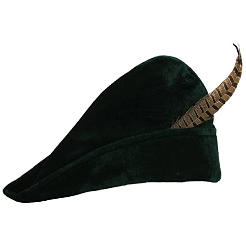 Prince of thieves With Feather Party Theme Hats Caps   Headwear for Fancy  Dress Costumes Accessory b2aa79cfac4