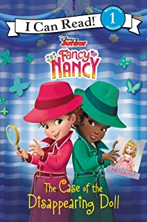 Disney Junior Fancy Nancy: The Case of the Disappearing Doll (I Can Read Level 1)