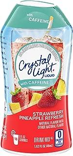 Crystal Light Strawberry Pineapple Liquid Energy Drink (1.62 oz Bottle)