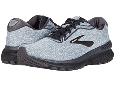 Brooks Adrenaline GTS 20 (Grey/White/Blackened Pearl) Men