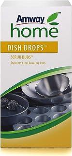 DISH DROPS™ SCRUB BUDS™ Topf- und Geschirrreiniger aus Edelstahl - 1 Paket mit jeweils 4 Stück - Gesamt: 4 Stück - Amway - Art.-Nr.: 110490