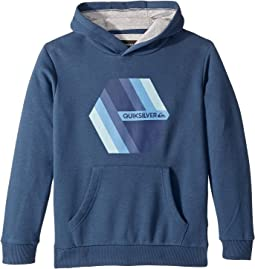 Retro Right Hoodie (Big Kids)