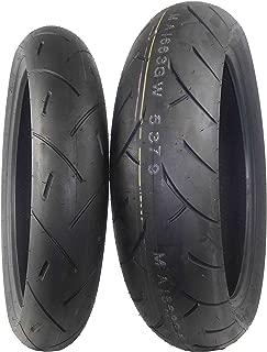 Best bridgestone motorcycle tires Reviews