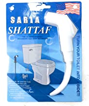 Saria Capricorn Trigger Spray Bidet Spray Shattaf White