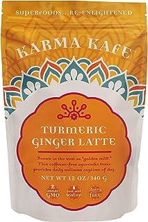 Karma Kafe, Superfood Turmeric Ginger Latte
