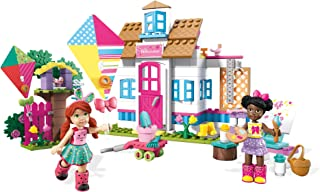 Mega Construx Welliewishers Playful Playhouse Buildable Playset