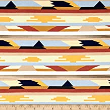 Art Gallery Fabrics Arizona After Jersey Knit Mesa Fabric by The Yard, Grande