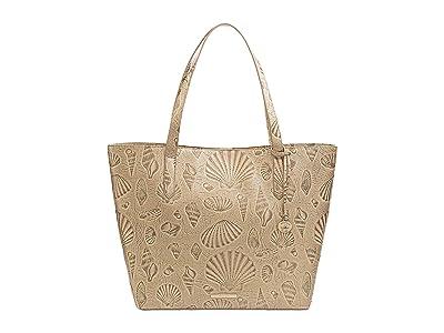 Brahmin Draper Brooke Tote (Stardust) Handbags