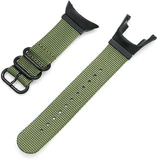 JTMM Bracelet en Caoutchouc Souple de Remplacement,Suunto Ambit 1//2 3 Cycles Tournevis Inclus Bracelet de Montre /étanche de qualit/é sup/érieure 24 mm 3 Sport 2S 2R 3 Picots