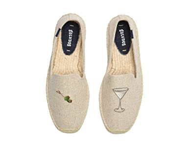 Soludos Dry Martini Smoking Slipper (Sand) Men