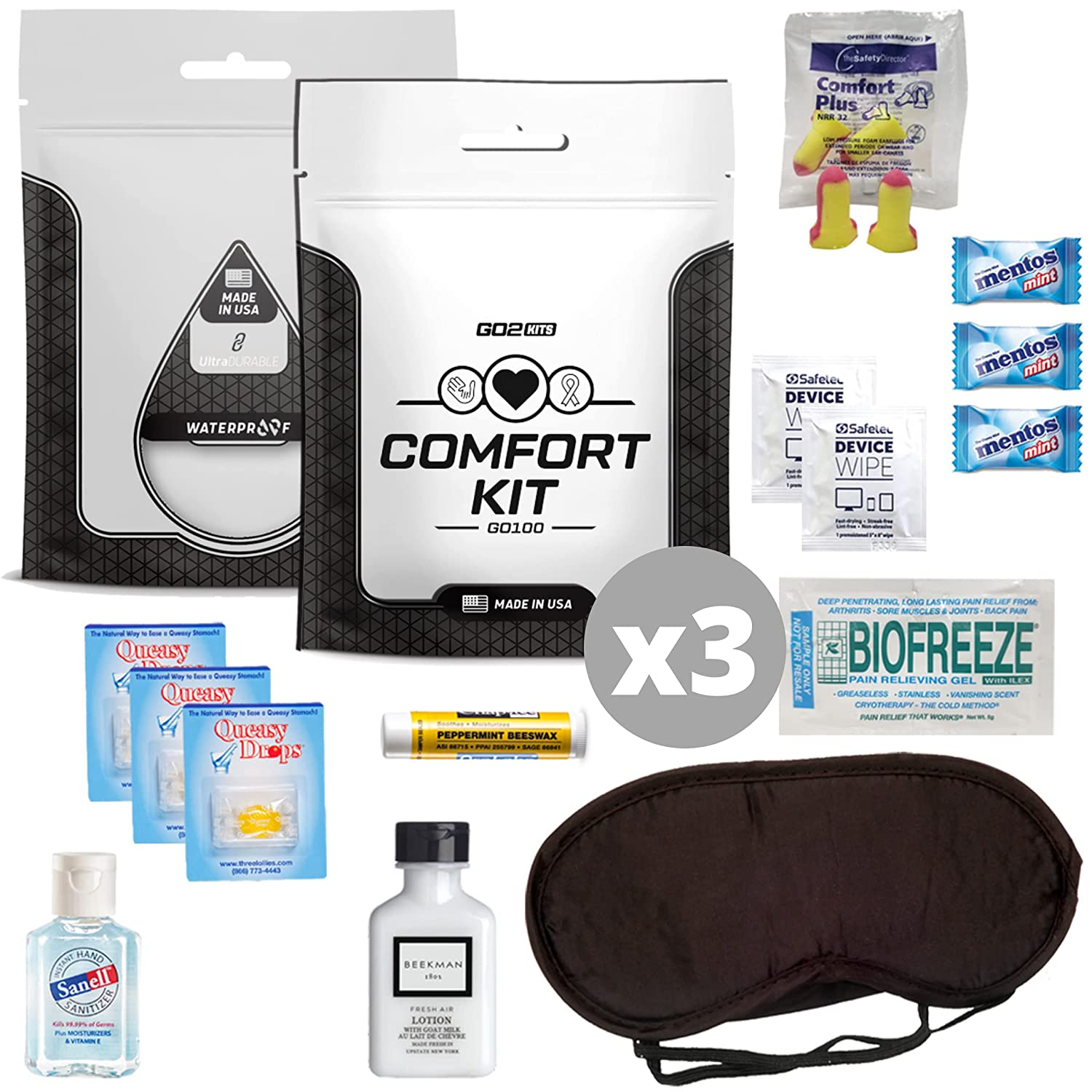 Go2Kits Outlet sale feature Comfort Care Max 88% OFF Kit for Pregnancy Patient Chemo incl