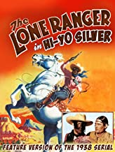 The Lone Ranger in