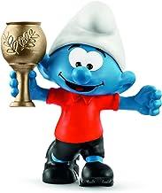 Schleich 20807 Voetbal Smurf met trofee