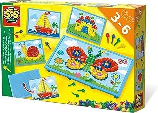 SES Creative - 14898 - Tableau mosaïque avec Cartes