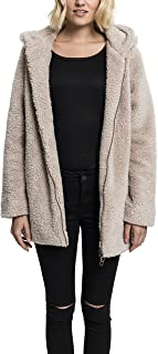 Urban Classics Ladies Sherpa Jacket dames Jas
