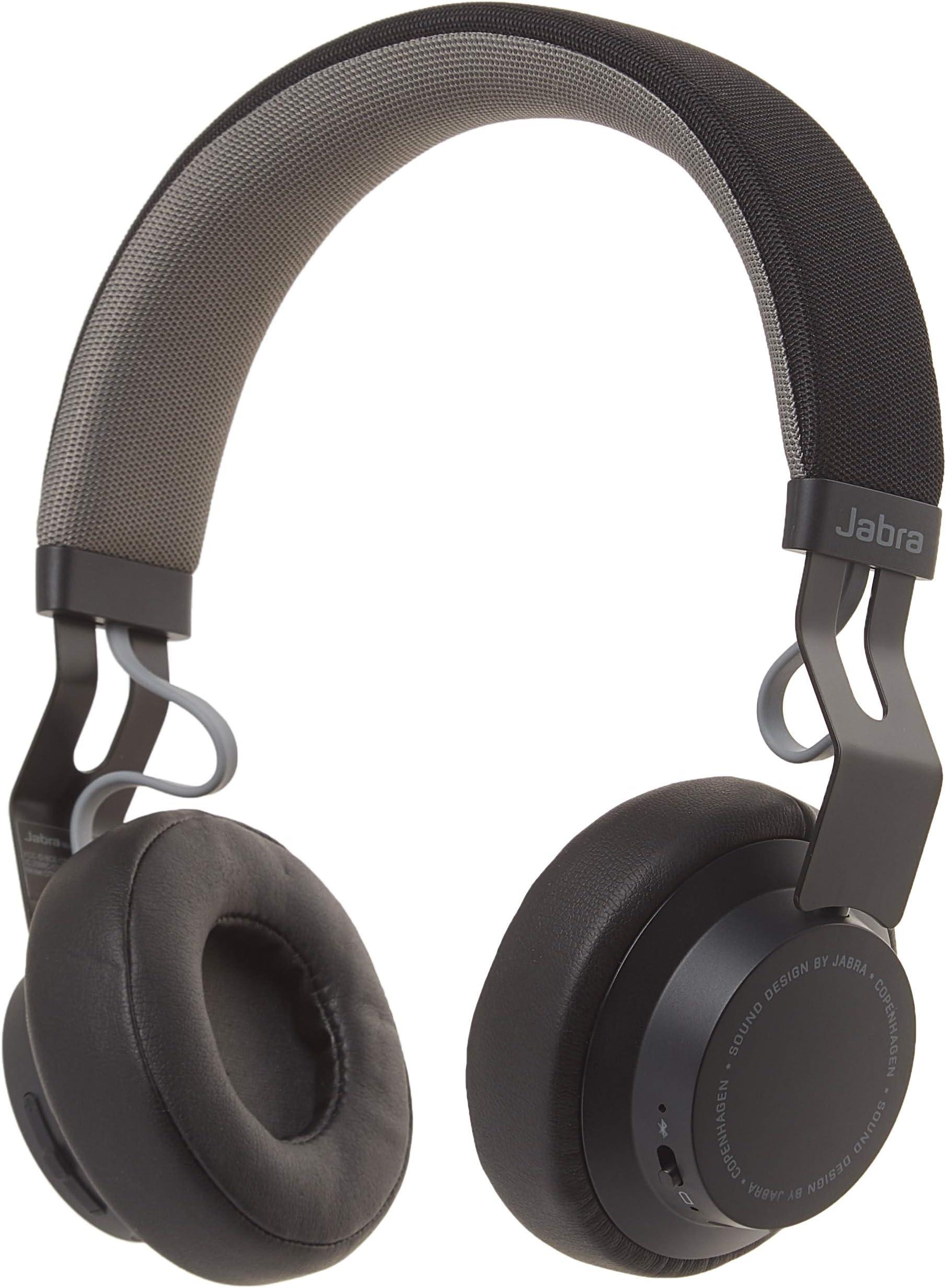 Jabra Move Wireless Stereo Headphones - Black