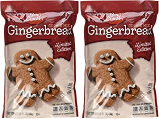 Betty Crocker Gingerbread Cookie Mix 17.5 Oz (Pack of 2) Pack of 2