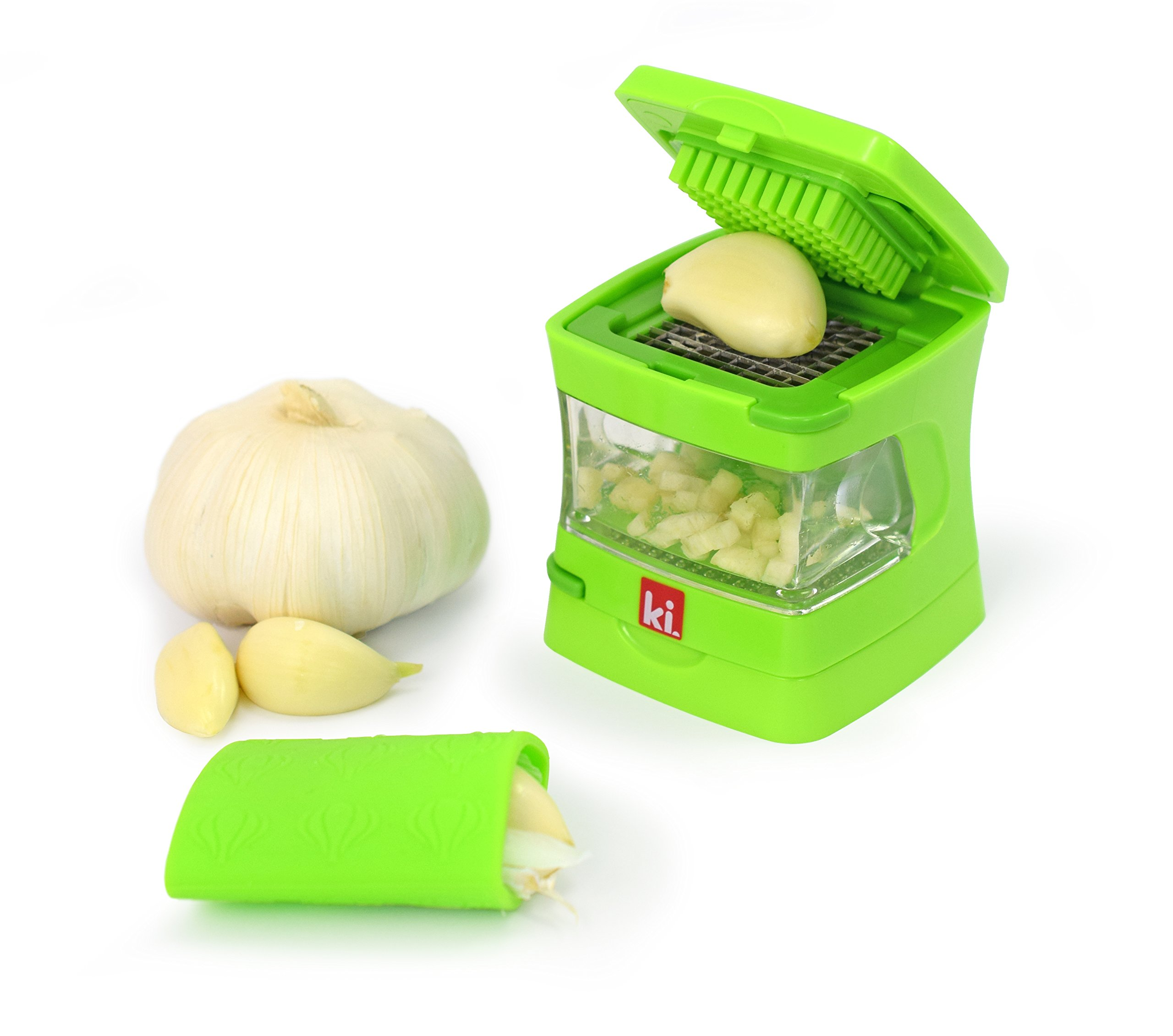 Kitchen Innovations Garlic Crusher Container