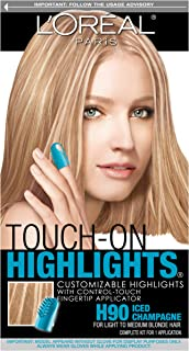 Best l'oreal touch on highlights golden honey Reviews