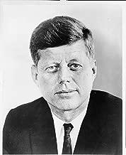 John F. Kennedy Print - Vintage Historical 1961 Artwork (4