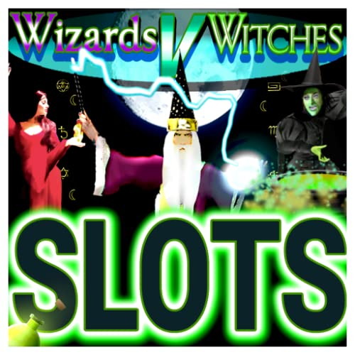 Wizards V Witches slots