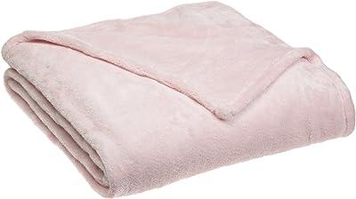 Northpoint Lavish Luxury Blanket, Rose, Twin