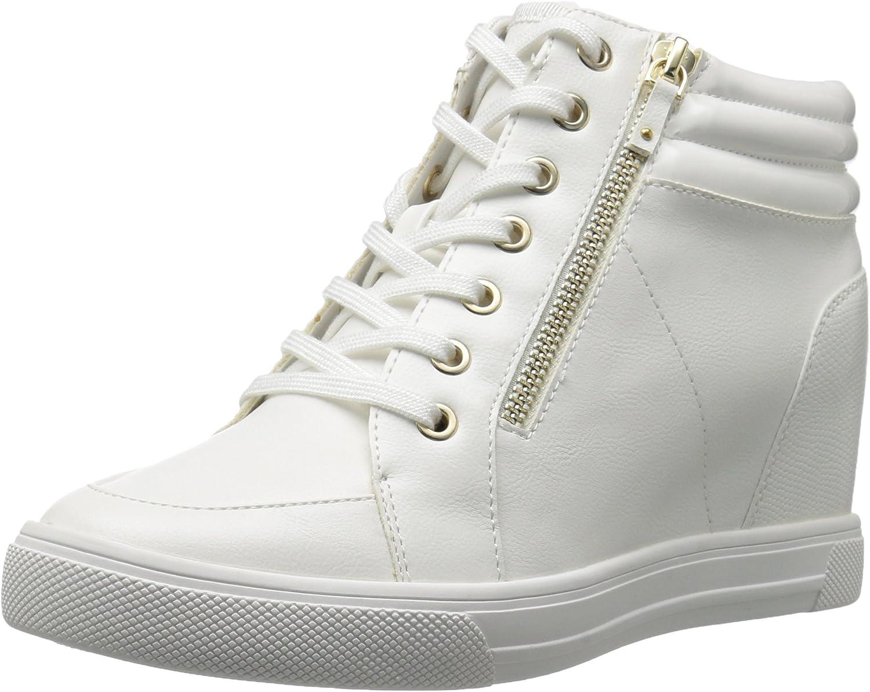 Aldo Women's Kaia Fashion Sneaker White