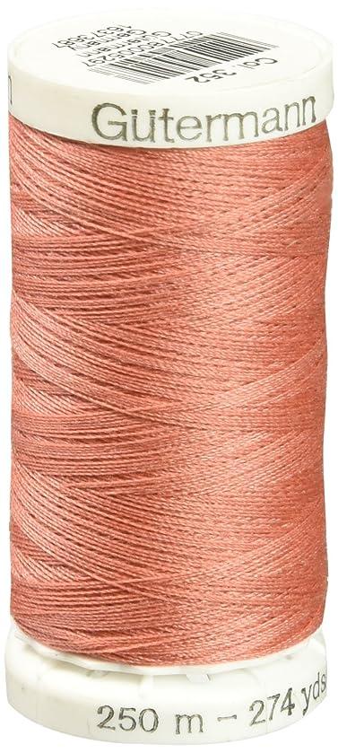 Gutermann Sew-All Thread 273 Yards-Coral Rose