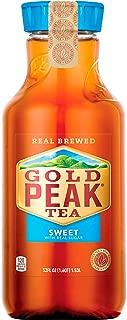 Gold Peak Sweetened Black Iced Tea Drink, 52 fl oz