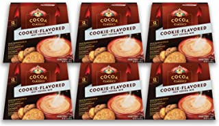 Land O Lakes Cocoa Classics, Cookie Flavored Hot Cocoa Mix Variety Pack, 12-1.25-Ounce Packets - 6 Count